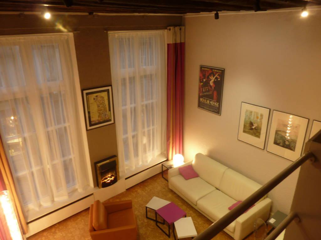 Location meublée appartement 2pièces 53m² Paris 1Er (75001) - 1.790€